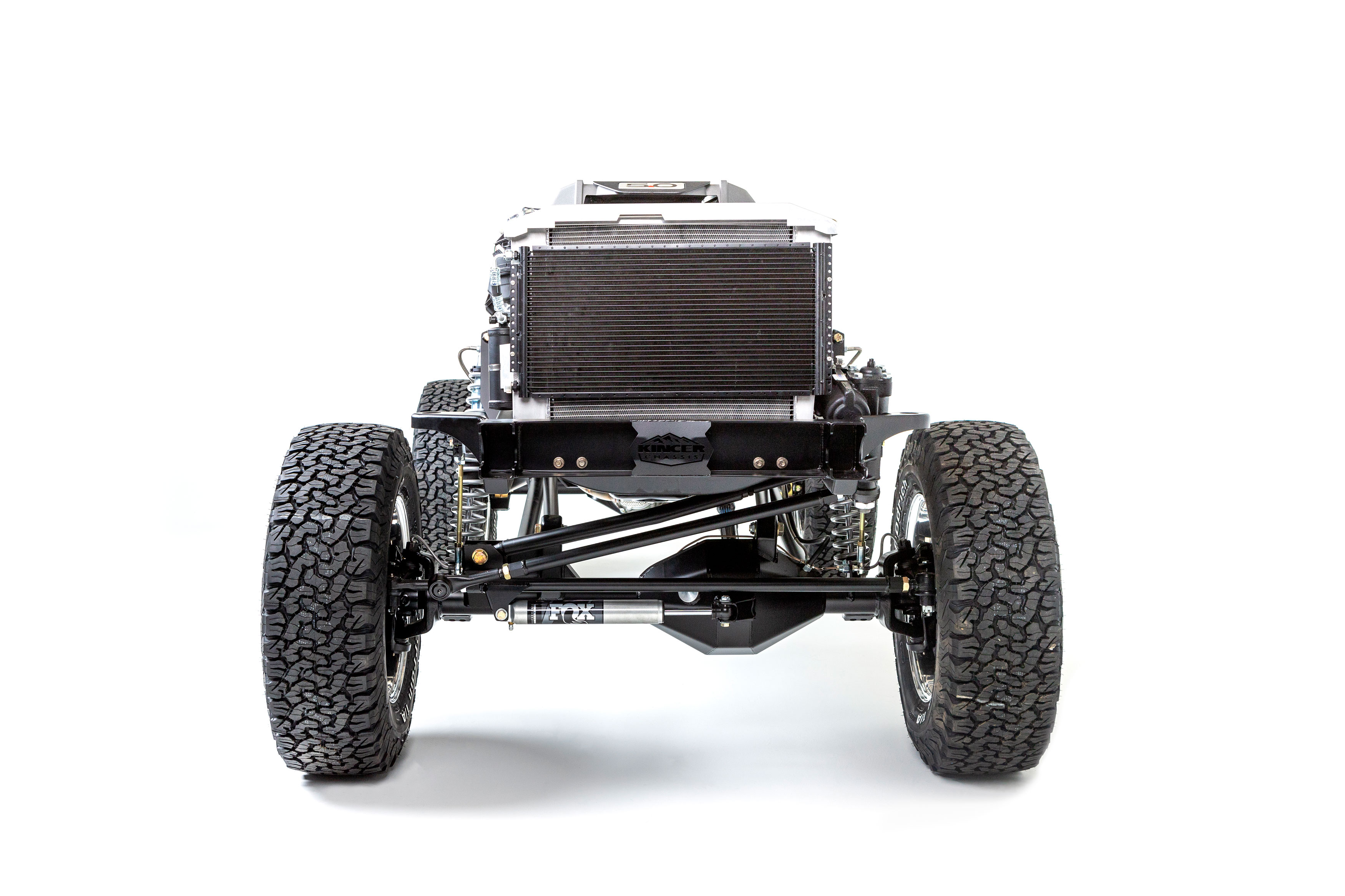 Early Bronco Chassis - Adventure Series by Kincer Chassis